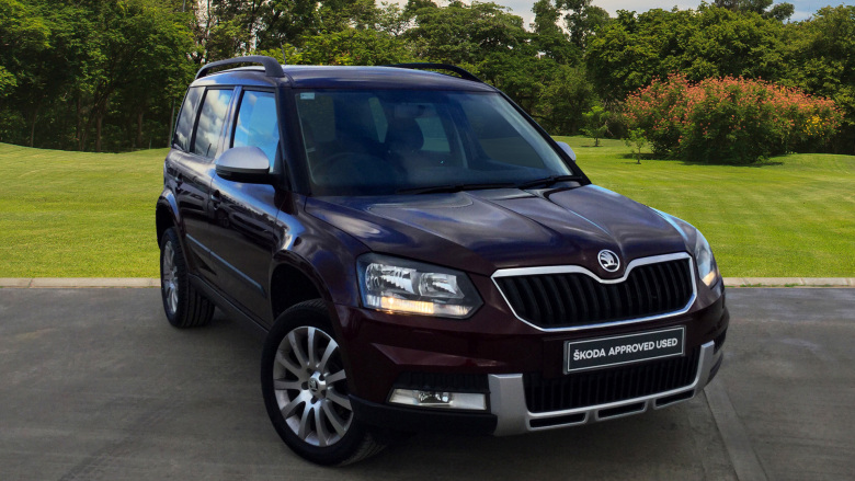 SKODA Yeti Outdoor 1.2 Tsi [110] Se 5Dr Dsg Petrol Estate