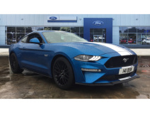 Ford Mustang 5.0 V8 Gt [custom Pack] 2Dr Auto Petrol Convertible
