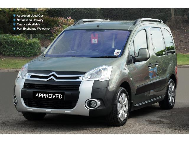 used citroen berlingo multispace 1 6 hdi 90 xtr 5dr diesel estate for sale vertu honda. Black Bedroom Furniture Sets. Home Design Ideas