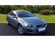 Volvo S60 D5 [205] Se Lux 4Dr Geartronic Diesel Saloon