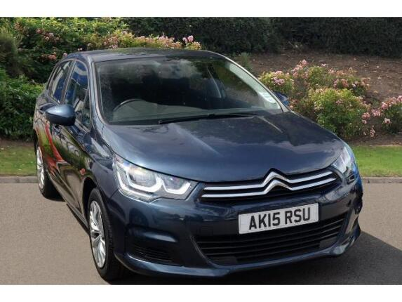 Citroen C4 1.6 Bluehdi Touch 5Dr Diesel Hatchback