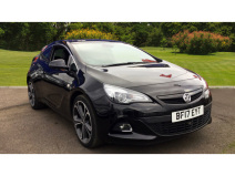 Vauxhall GTC 1.6T 16V 200 Limited Edition 3Dr [nav/Leather] Petrol Coupe
