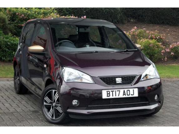 SEAT Mii 1.0 75 Mii By Cosmo 5Dr Petrol Hatchback
