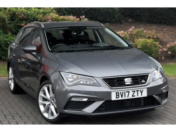 SEAT Leon 2.0 Tdi 150 Fr Technology 5Dr Diesel Estate