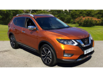 Nissan X-Trail 2.0 Dci Tekna 5Dr Xtronic Diesel Station Wagon