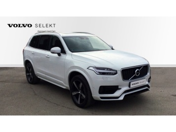 Volvo Xc90 2.0 T8 Hybrid R Design 5Dr Geartronic Estate