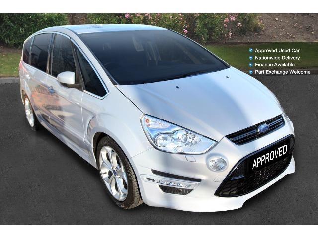 used ford s max 2 0 ecoboost 240 titanium x sport 5dr powershift petrol estate for sale vertu. Black Bedroom Furniture Sets. Home Design Ideas