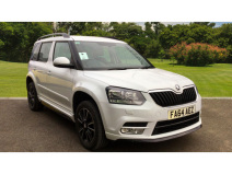 SKODA Yeti 2.0 Tdi Cr 140 Black Edition 4X4 5Dr Diesel Estate