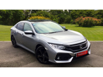 Honda Civic 1.0 Vtec Turbo Ex 5Dr Cvt Petrol Hatchback