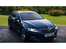 SKODA Superb 2.0 Tdi Cr Laurin + Klement 5Dr Dsg Diesel Estate