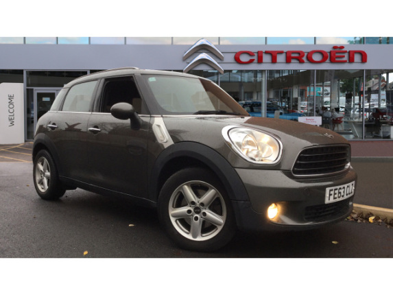 Mini Countryman 1.6 One D 5Dr Diesel Hatchback