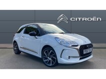 DS 3 1.6 Bluehdi Connected Chic 3Dr Diesel Hatchback