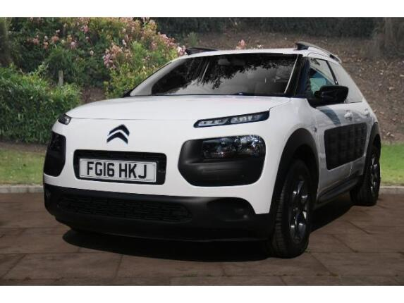 Citroen C4 Cactus 1.6 Bluehdi Feel 5Dr Diesel Hatchback