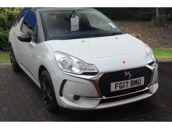 DS 3 1.2 Puretech Performance Line 3Dr Petrol Hatchback