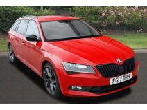 SKODA Superb 2.0 Tdi Cr 190 Sport Line 4X4 5Dr Dsg Diesel Estate