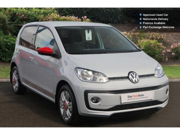 Volkswagen Up 1.0 Up Beats 5Dr Petrol Hatchback