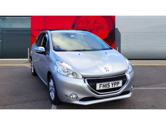 Peugeot 208 1.4 Hdi Style 3Dr Diesel Hatchback