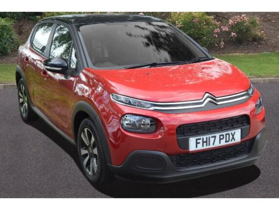 Citroen C3 1.6 Bluehdi 75 Feel 5Dr Diesel Hatchback
