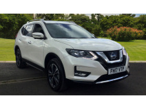 Nissan X-Trail 1.6 Dci N-Connecta 5Dr 4Wd [7 Seat] Diesel Station Wagon