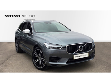 Volvo Xc60 2.0 T8 Hybrid R Design Pro 5Dr Awd Geartronic Estate