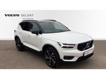 Volvo Xc40 2.0 D4 [190] First Edition 5Dr Awd Geartronic Diesel Estate