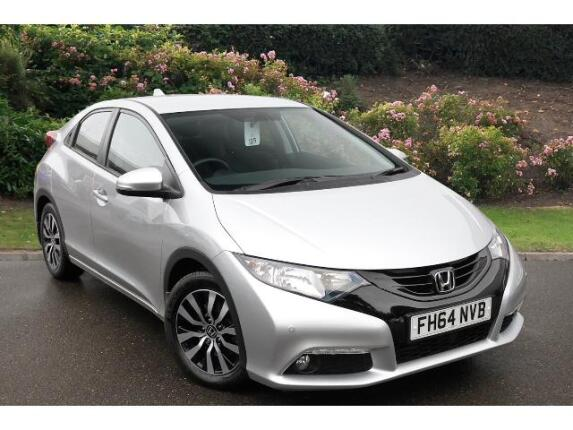 Honda Civic 1.6 I-Dtec Se Plus 5Dr Diesel Hatchback