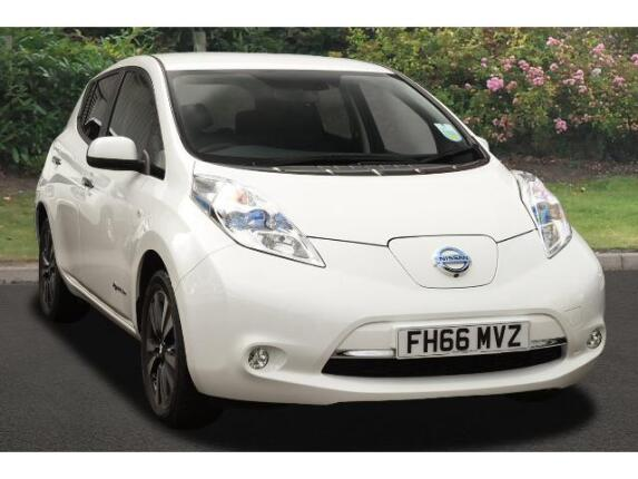 Nissan Leaf Tekna 30Kwh 5Dr Auto [6.6Kw Charger] Electric Hatchback
