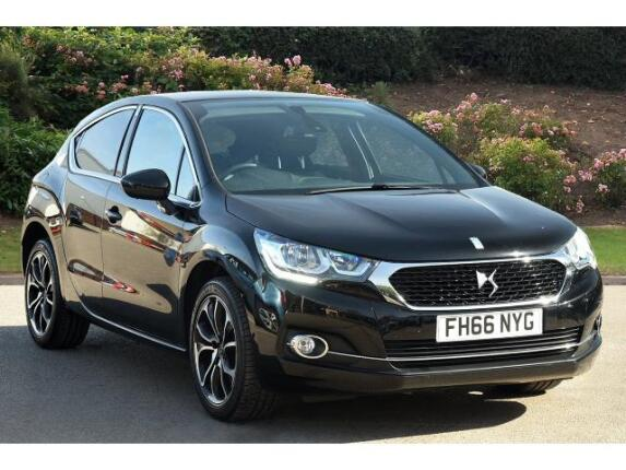 DS 4 1.6 Bluehdi Elegance 5Dr Eat6 Diesel Hatchback