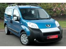 Peugeot Bipper Tepee 1.3 Hdi 75 Outdoor 5Dr Diesel Estate