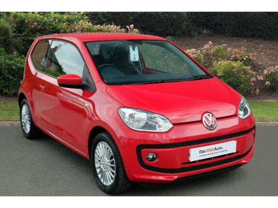 Volkswagen Up 1.0 High Up 3Dr Petrol Hatchback