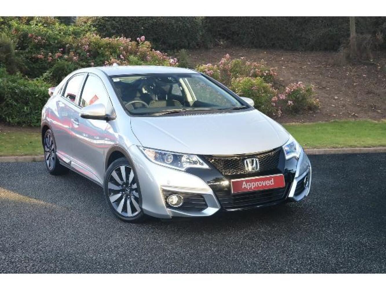 used honda civic 1 4 i vtec se plus 5dr petrol hatchback for sale vertu honda. Black Bedroom Furniture Sets. Home Design Ideas