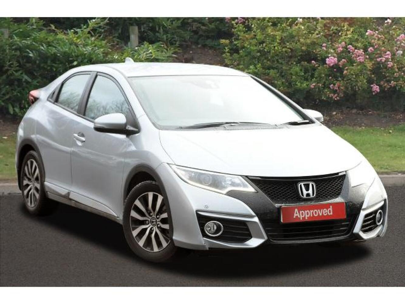 used honda civic 1 6 i dtec se plus 5dr nav diesel hatchback for sale vertu honda. Black Bedroom Furniture Sets. Home Design Ideas