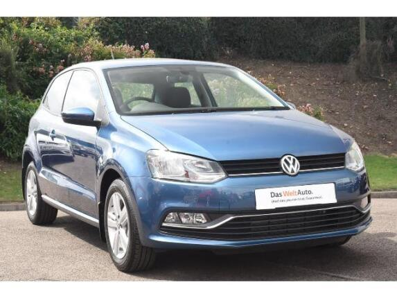 Volkswagen Polo 1.2 Tsi Match Edition 3Dr Petrol Hatchback
