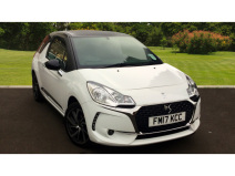 DS 3 1.2 Puretech 82 Connected Chic 3Dr Petrol Hatchback