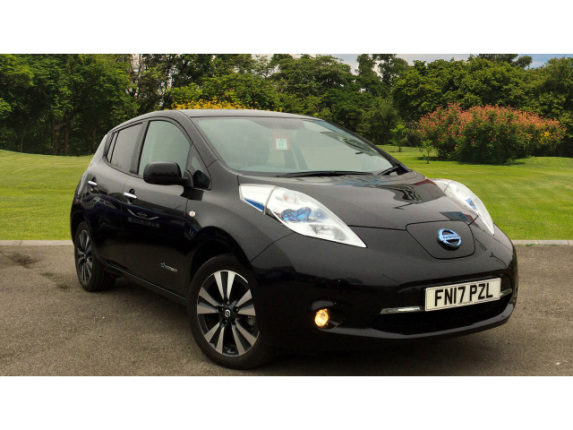 Nissan Leaf Tekna 30Kwh 5Dr Auto Electric Hatchback