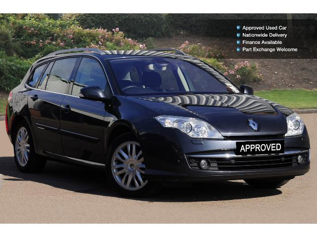 used renault laguna 2 0 dci 150 initiale 5dr diesel estate for sale vertu honda. Black Bedroom Furniture Sets. Home Design Ideas