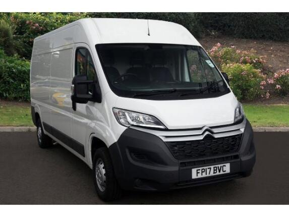 Citroen Relay 35 L3 Diesel 2.0 Bluehdi H2 Van 130Ps Enterprise