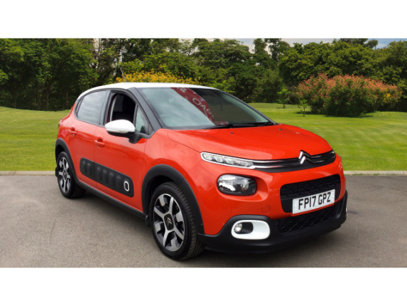 Citroen C3 1.6 Bluehdi 100 Flair 5Dr Diesel Hatchback
