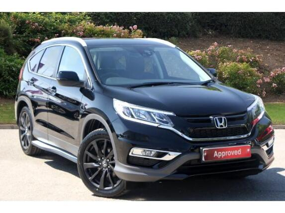 Honda CR-V 1.6 I-Dtec Black Edition 5Dr Auto Diesel Estate