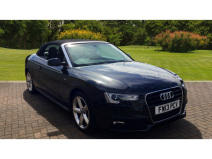 Audi A5 2.0 Tdi 177 S Line 2Dr Diesel Convertible