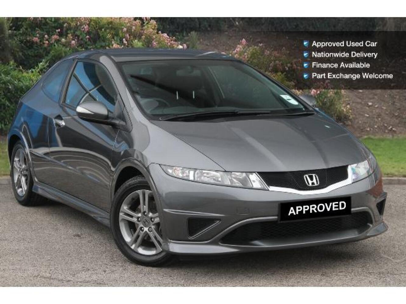 used honda civic 1 4 i vtec type s 3dr petrol hatchback for sale vertu honda. Black Bedroom Furniture Sets. Home Design Ideas