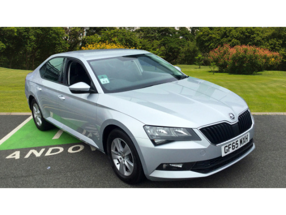 SKODA Superb 1.6 Tdi Cr S 5Dr Diesel Hatchback