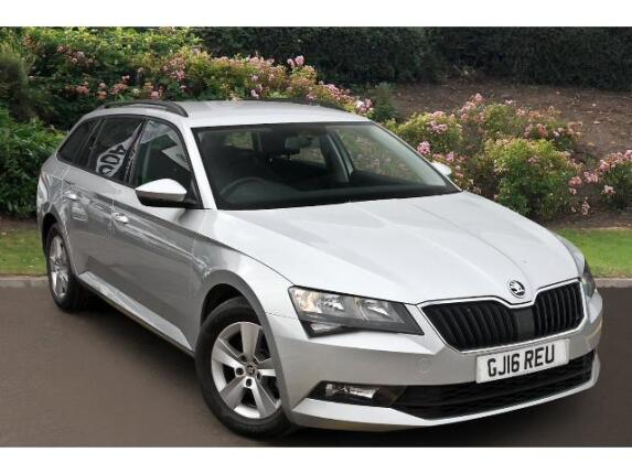 SKODA Superb 1.6 Tdi Cr S 5Dr Dsg Diesel Estate