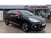 Citroen DS3 1.6 E-Hdi Airdream Dstyle Pink 3Dr Diesel Hatchback