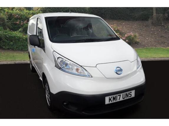 Nissan E-Nv200 Env200 Electric Tekna Rapid Plus Van Auto