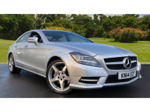 Mercedes-Benz CLS Coupe Cls 350 Cdi Amg Sport 4Dr Tip Auto Diesel Saloon