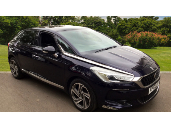 DS 5 2.0 Bluehdi 180 Prestige 5Dr Eat6 Diesel Hatchback