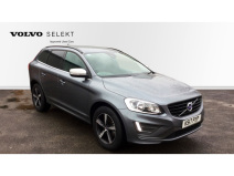 Volvo Xc60 D4 [190] R Design Nav 5Dr Awd Geartronic Diesel Estate