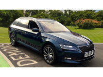 SKODA Superb 2.0 Tdi Cr 190 Laurin + Klement 5Dr Diesel Estate