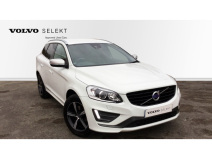 Volvo Xc60 D5 [220] R Design Lux Nav 5Dr Awd Geartronic Diesel Estate